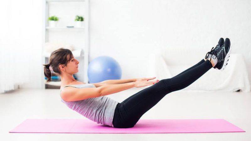 Warming Up Before Yoga Teacher Training
